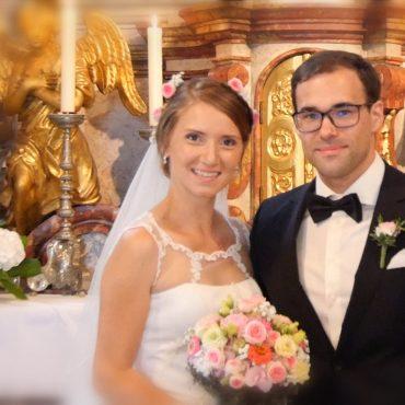 Bettina & Christopher |  EHESCHLIEßUNG AUF DER BURG LANDSKRON
