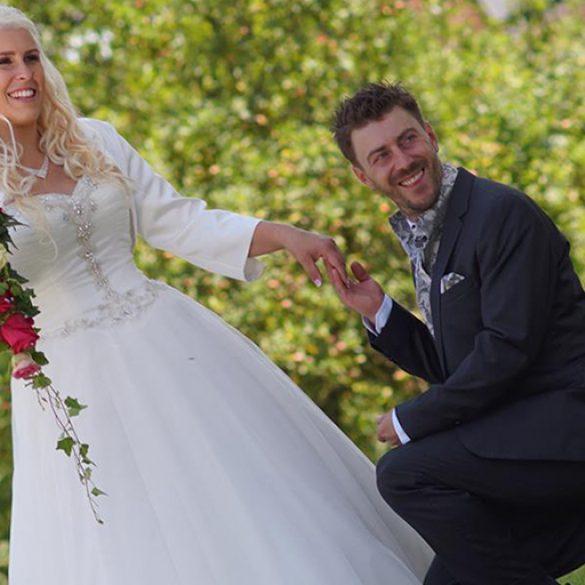 Sabrina & Christop | Eheschließung im Schloss Palais Gleinstätten | ganz besonderer Platz zum Ja Sagen