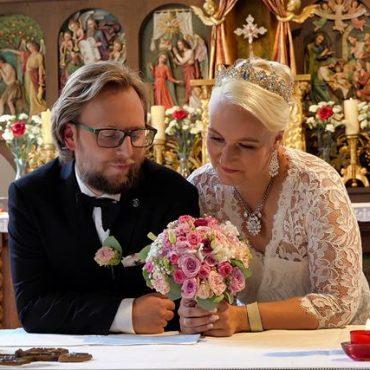 Hochzeit Anja & Stefan | Schlosshotel Velden